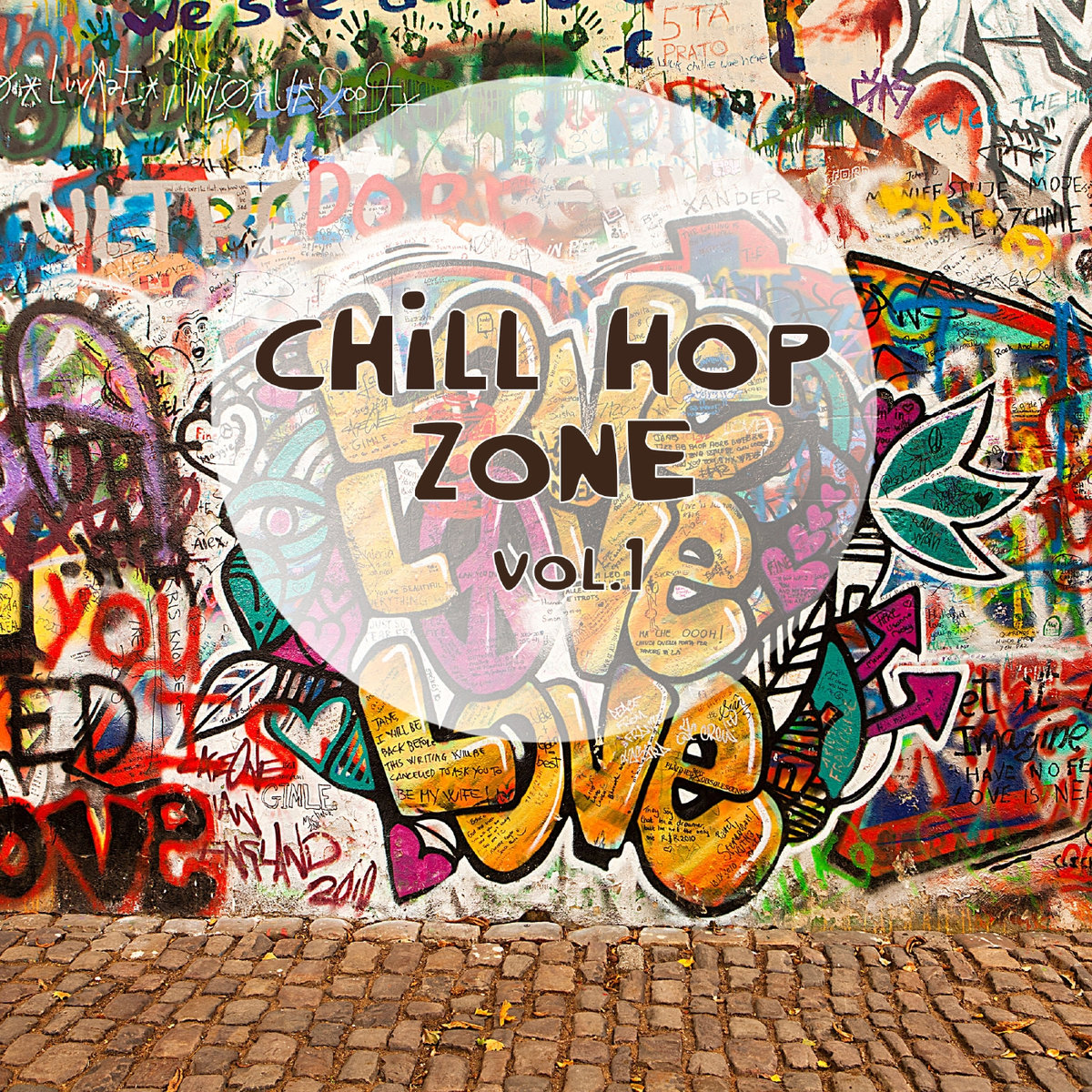 12-VARIOUS ARTISTS - CHILL HOP ZONE VOL.1