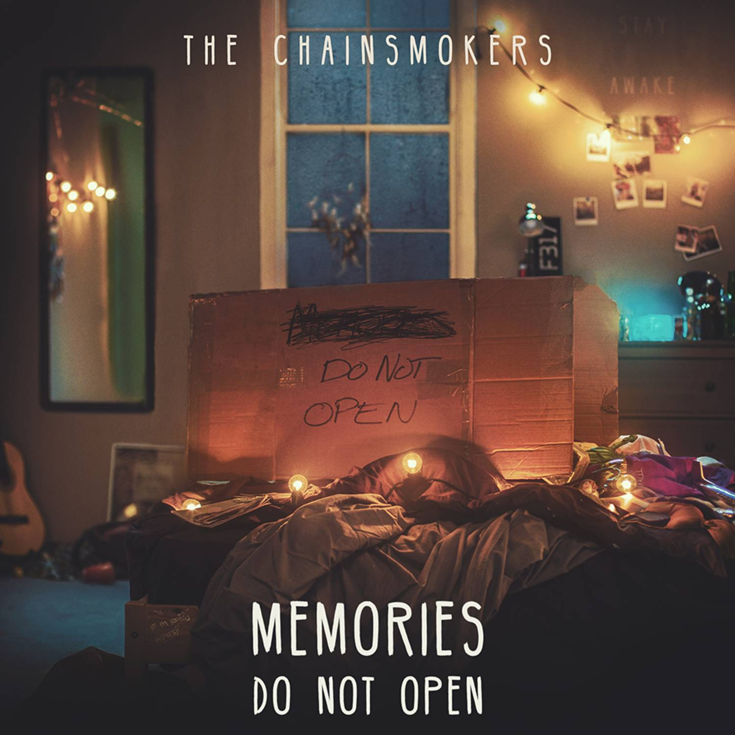 1-THE CHAINSMOKERS