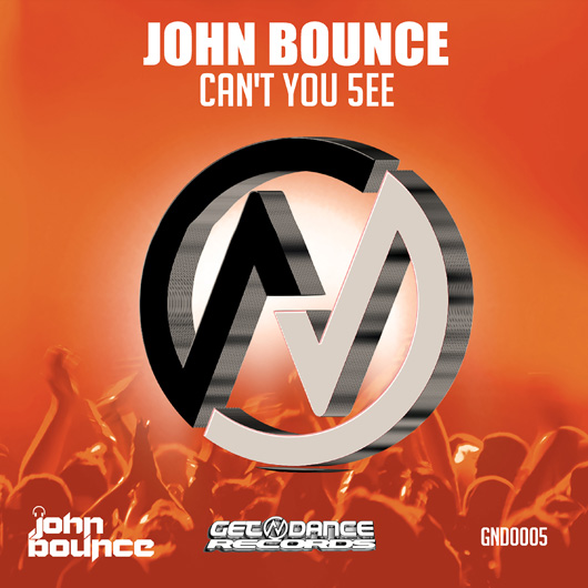JOHN BOUNCE-Cant You 5ee
