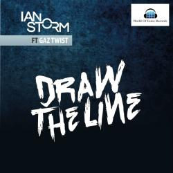 IAN STORM FEAT. GAZ TWIST-Draw The Line