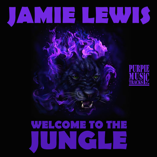 JAMIE LEWIS-Welcome To The Jungle