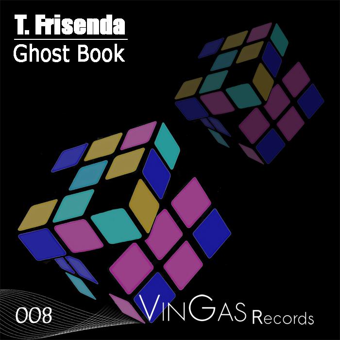 T.FRISENDA-Ghost Book