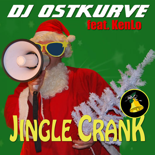 DJ OSTKURVE FEAT KENLO-Jingle Crank