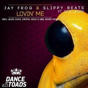 JAY FROG & SLIPPY BEATS FT. JOLIE LASSEN-Lovin� Me