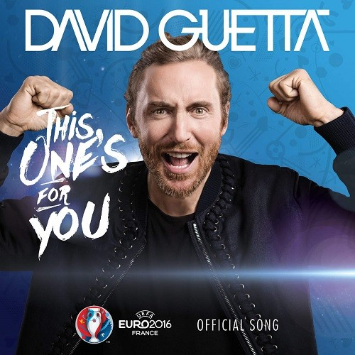 DAVID GUETTA FEAT. ZARA LARSSON-This One�s For You