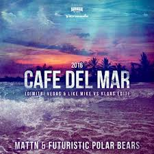 MATTN & FUTURISTIC POLAR BEARS-Cafe Del Mar
