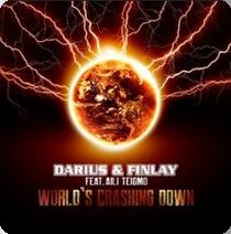 DARIUS & FINLAY FEAT. AILI TEIGMO-Worlds Crashing Down