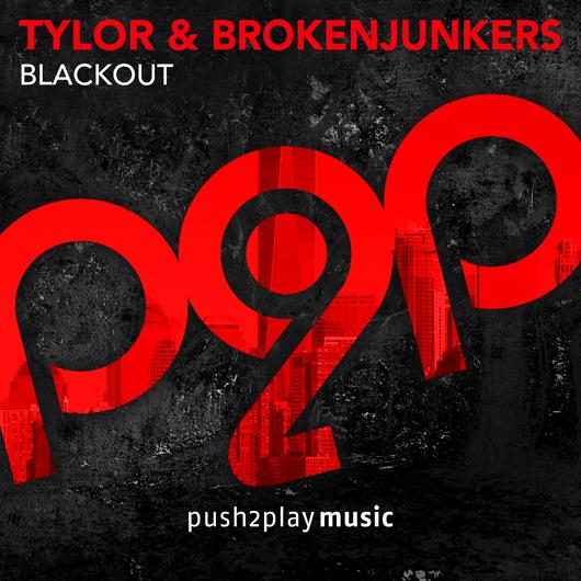 TYLOR & BROKENJUNKERS-Blackout