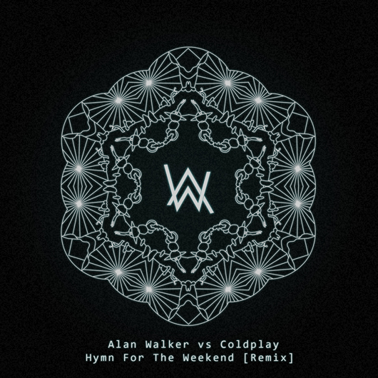 ALAN WALKER VS COLDPLAY-Hymn For The Weekend (Remix)