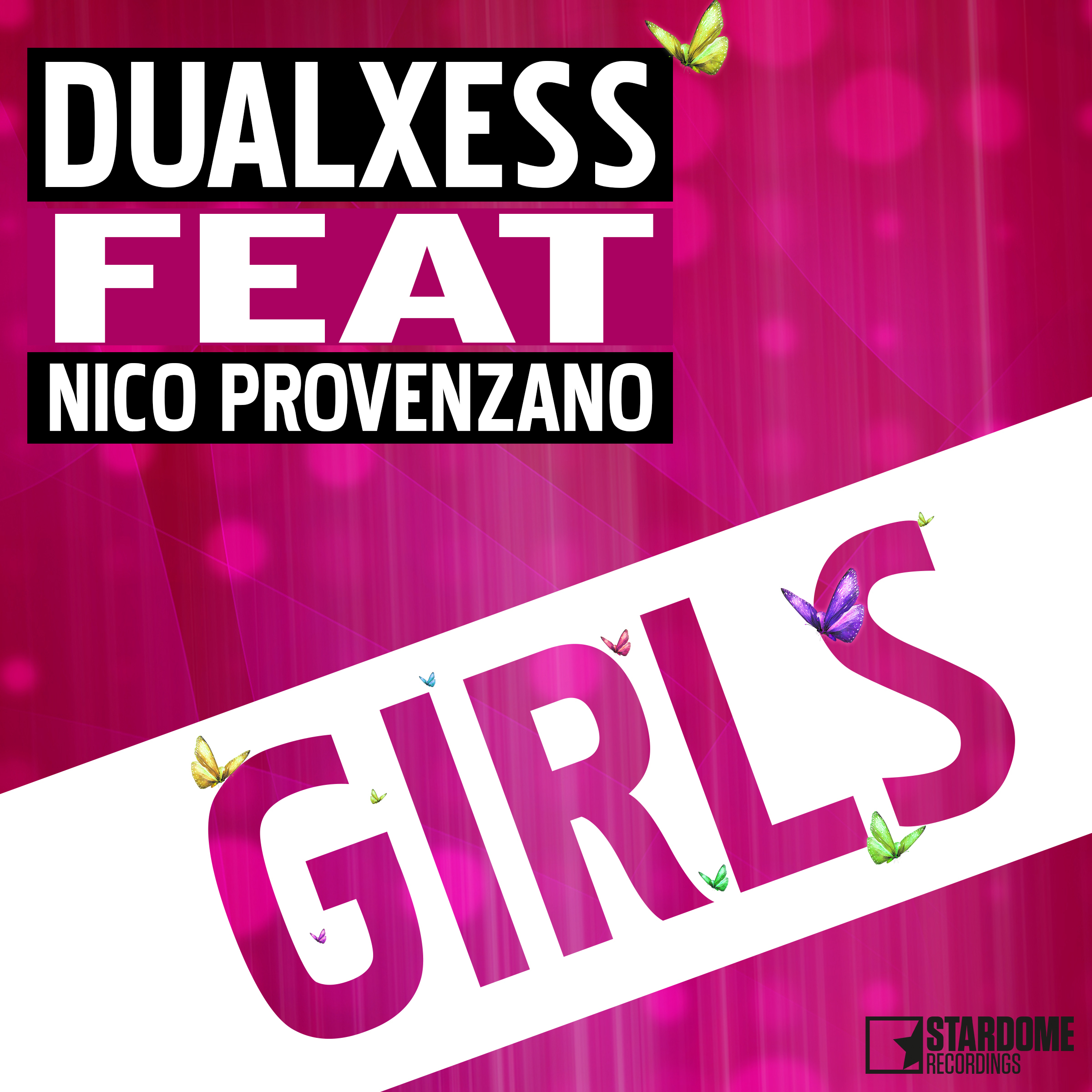 DUALXESS FEAT. NICO PROVENZANO-Girls