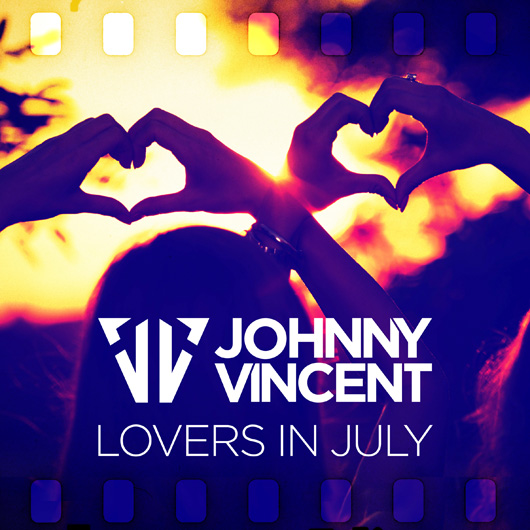 JOHNNY VINCENT-Lovers In July