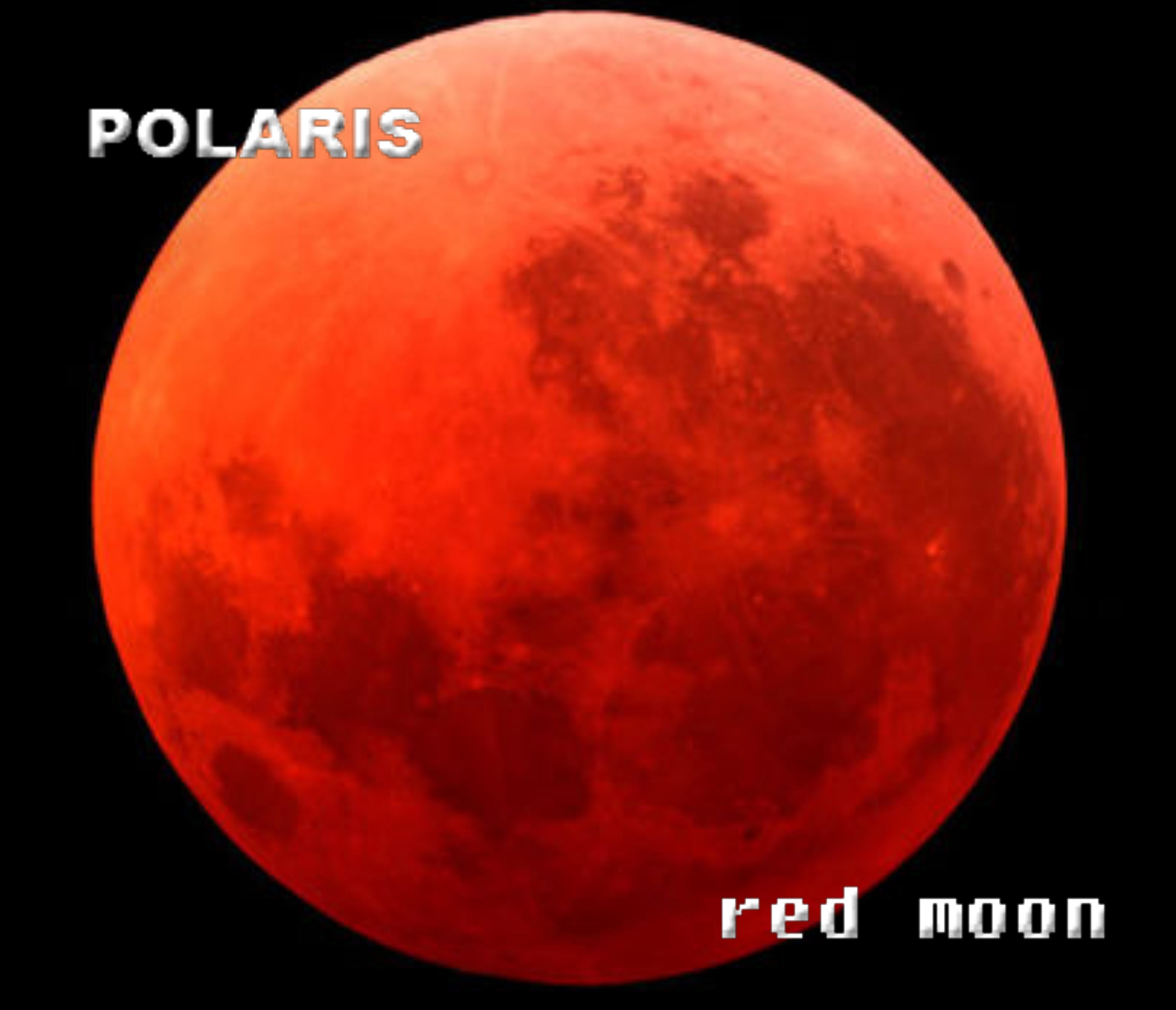 POLARIS-Red Moon