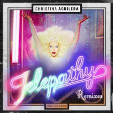 CHRISTINA AGUILERA-Telepathys (remixe)