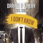 DARIUS & FINLAY FEAT. ERIKA-I Don´t Know