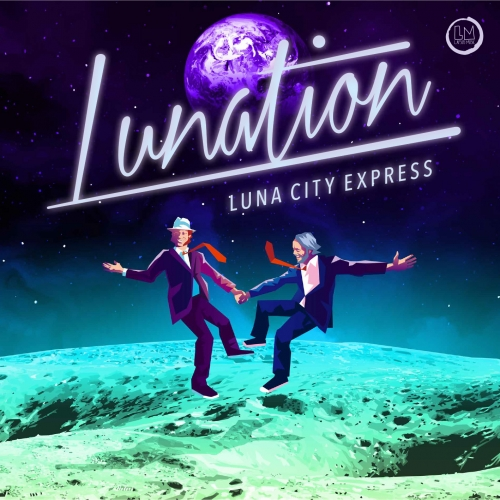 LUNA CITY EXPRESS, PHILOMENA-Travelling Feat. Philomena