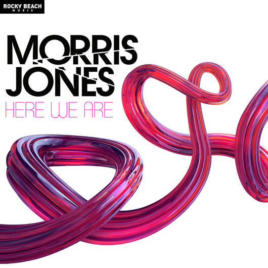MORRIS JONES-Here We Are