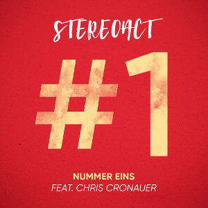 STEREOACT FEAT. CHRIS CRONAUER-Nummer Eins