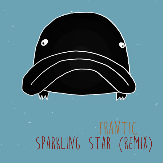 FRANTIC-Sparkling Star  (Thomas Godel Remix)
