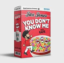 JAX JONES FT. RAYE-You Don´t Know Me