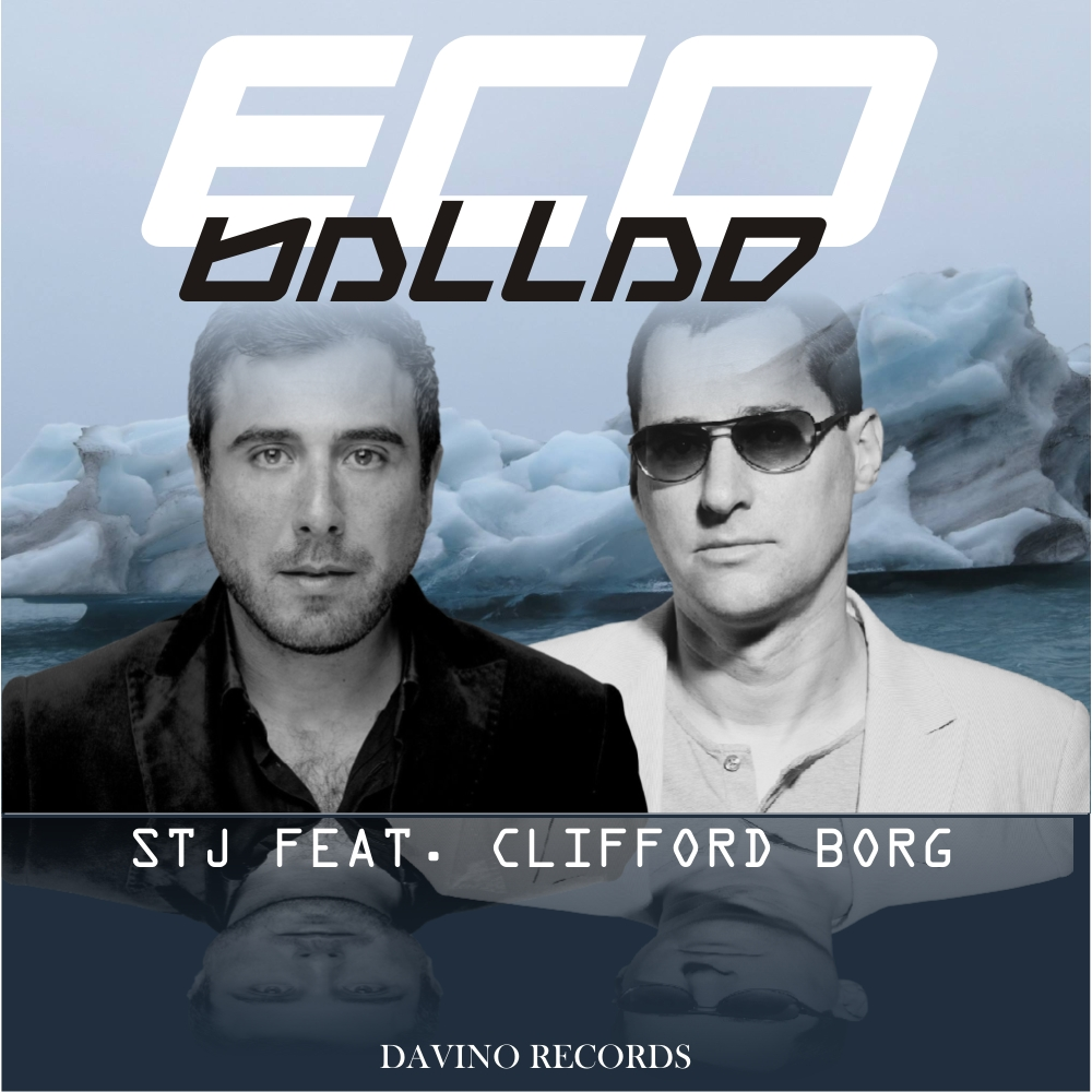 STJ FEAT. CLIFFORD BORG-Eco Ballad ( Aaron The Baron Fantasy Mix )