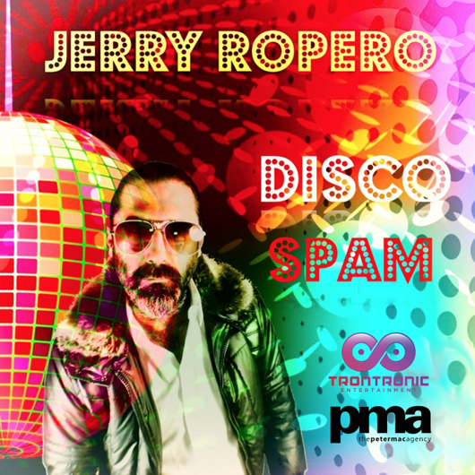 JERRY ROPERO-Disco Spam