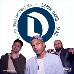 LAMIN DAVID FEAT. STEP SIERRA AND STREET JAM-Blau