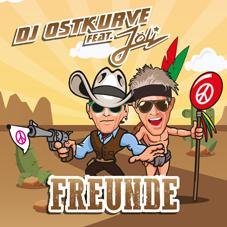 DJ OSTKURVE FEAT. JöLI-Freunde (Fette Beats Mix)