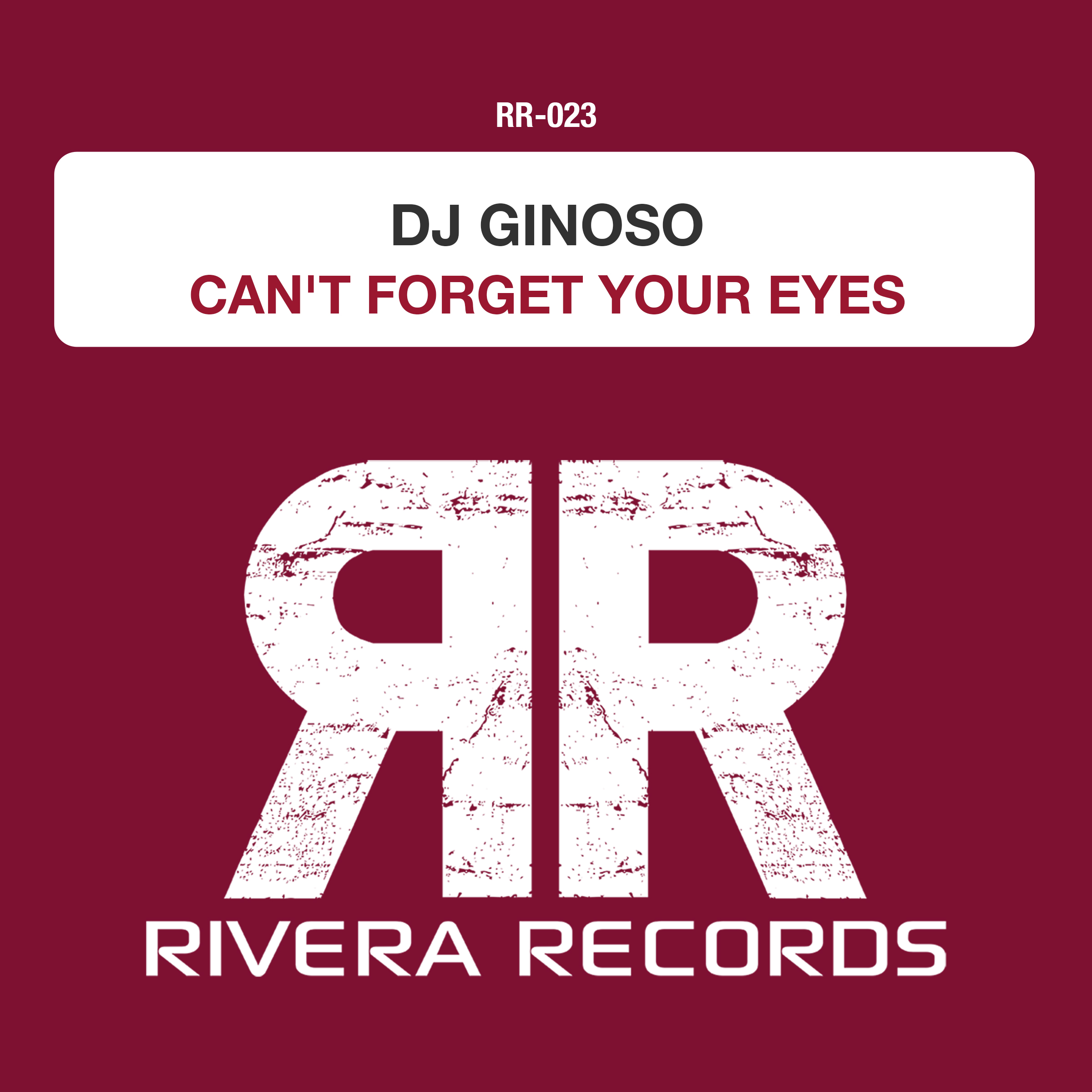 DJ GINOSO-Can´t Forget Your Eyes