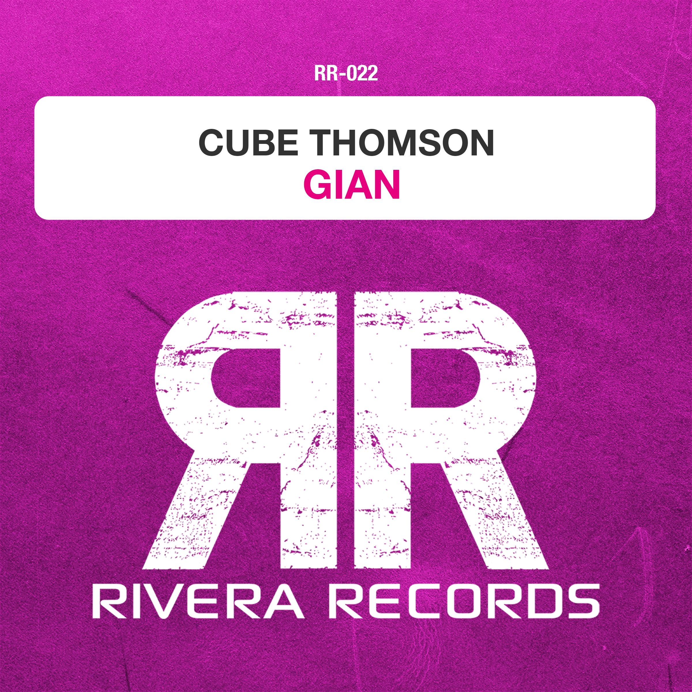 CUBE THOMSON-Gian