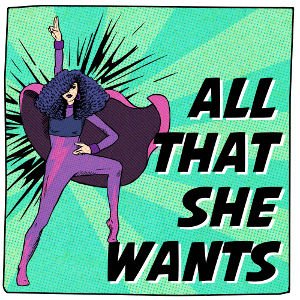 #90S UPDATE-All That She Wants