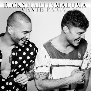 RICKY MARTIN FEAT. MALUMA-Vente Pa Ca