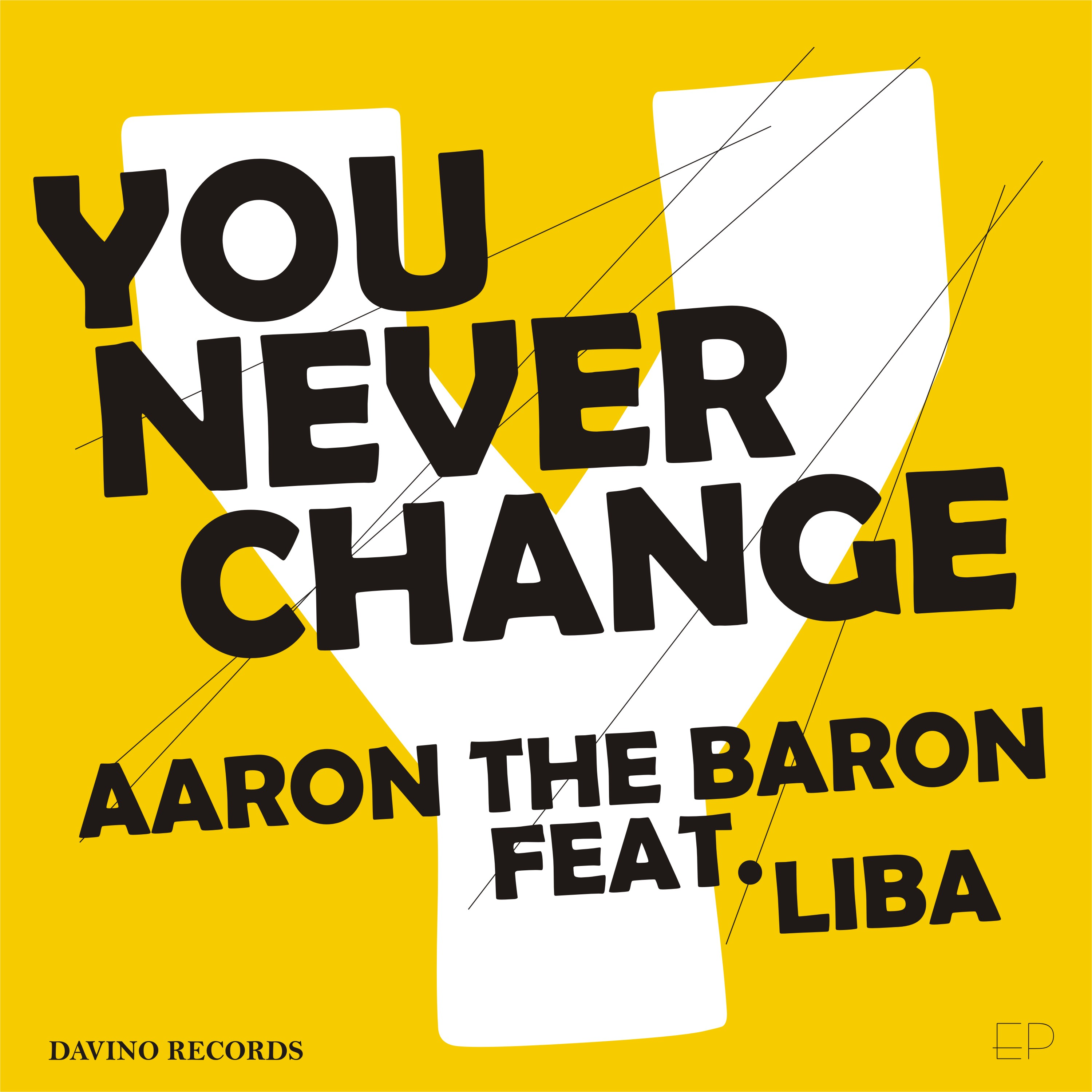 AARON THE BARON FEAT. LIBA-You Never Change ( Deep Summer Lounge  Mix )