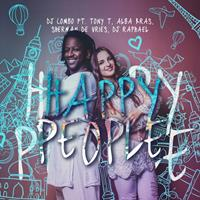 DJ COMBO FEAT. TONY T, ALBA KRAS, SHERMAN DE VRIES & DJ RAPH-Happy People