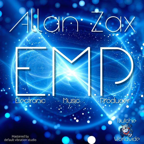 ALLAN ZAX, GITANE-Suenos De Colores Feat Gitane