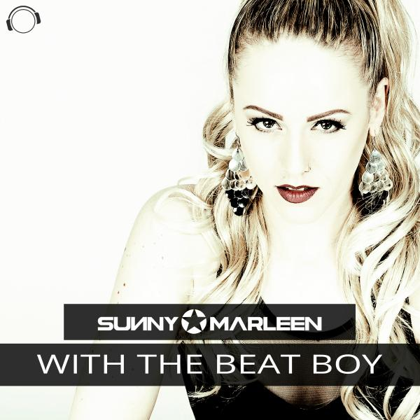 SUNNY MARLEEN-With The Beat Boy