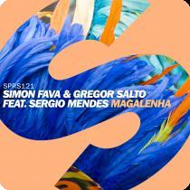 SIMON FAVA & GREGOR SALTO FEAT. SERGIO MENDES-Magalenha