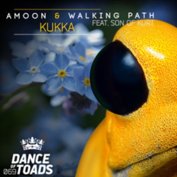 AMOON & WALKING PATH FEAT. SON OF KURT-Kukka