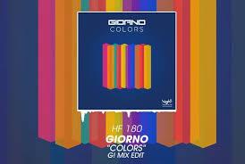 GIORNO-Colors