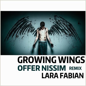 LARA FABIAN-Growing Wings (offer Nissim Remix)