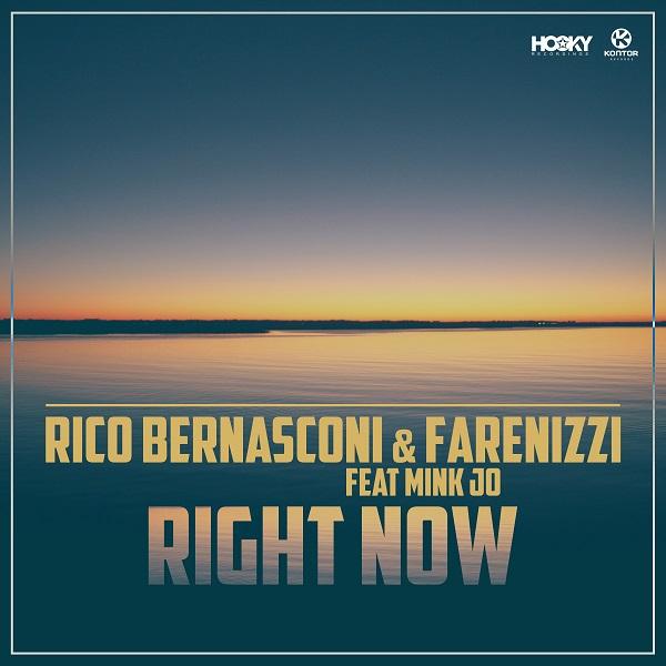 RICO BERNASCONI & FARENIZZI FEAT. MINK JO-Right Now