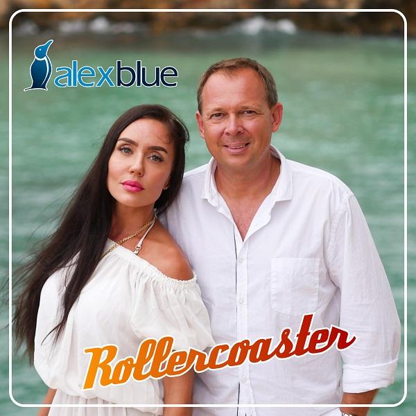ALEX BLUE-Rollercoaster