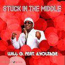 WILL G. FEAT. A.VOLTAGE-Stuck In The Middle