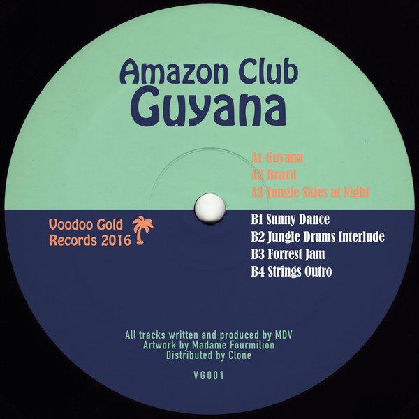 AMAZON CLUB-Brazil