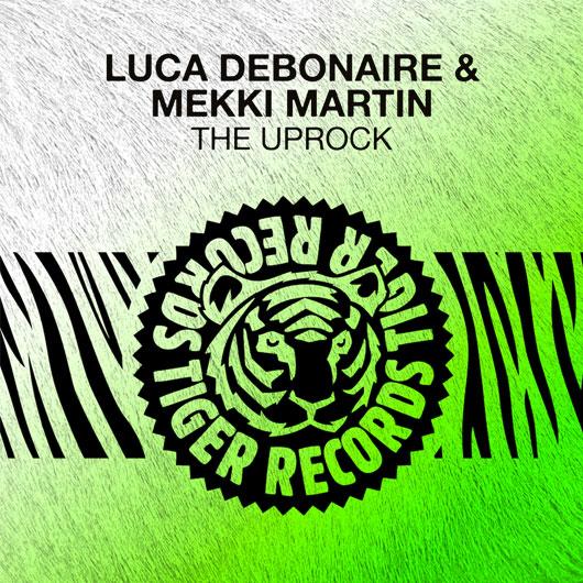 LUCA DEBONAIRE & MEKKI MARTIN-The Uprock