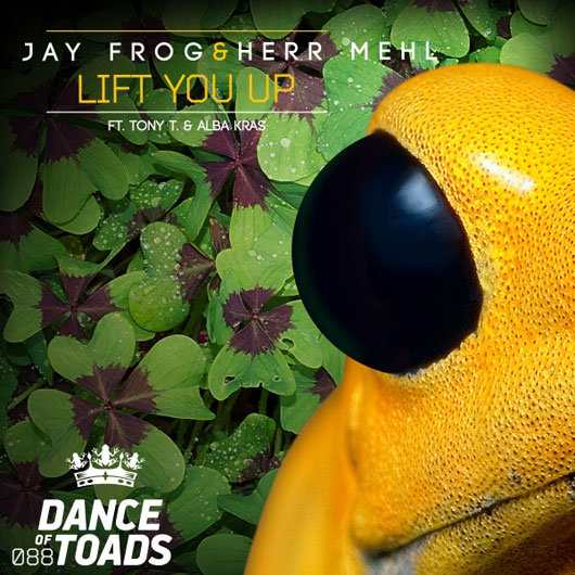JAY FROG & HERR MEHL FT. TONY T. & ALBA KRAS-Lift You Up