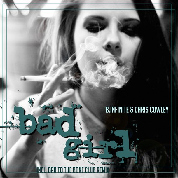 B.INFINITE & CHRIS COWLEY-Bad Girl