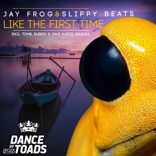 JAY FROG & SLIPPY BEATS-Like The First Time