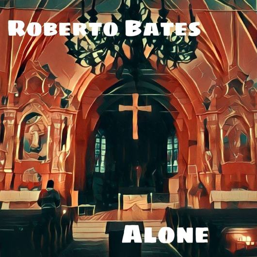 ROBERTO BATES FEAT. VIOLA-Alone