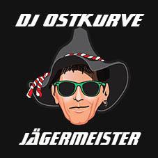DJ OSTKURVE-Jägermeister