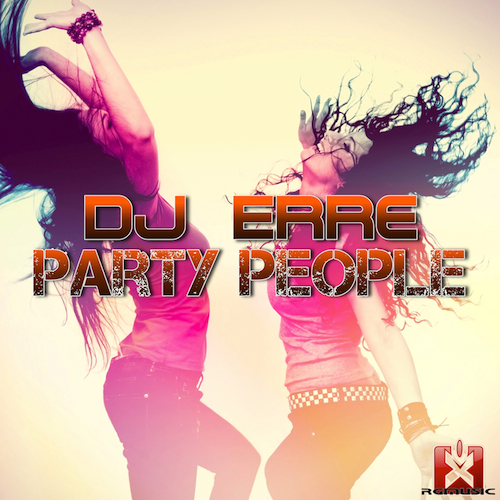 DJ ERRE-Party People